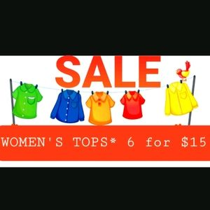 👚👕WOMEN'S TOP SALE👕👚